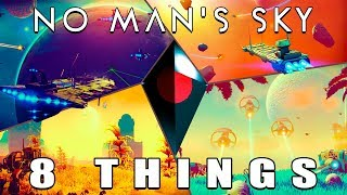 No Man's Sky | Things You Probably Didn't Know You Could Do [ No Man's Sky Tips & Tricks]