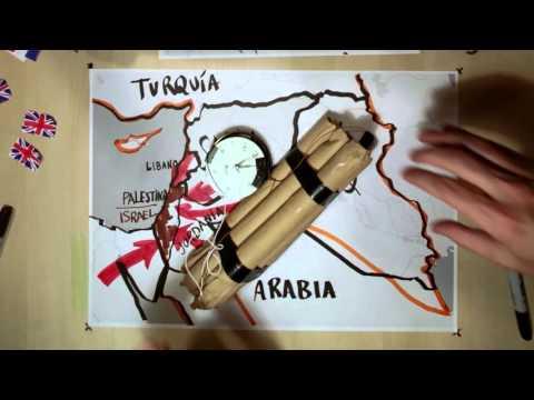 #WhySyria: La crisis de Siria contada en 10 minutos y 15 mapas