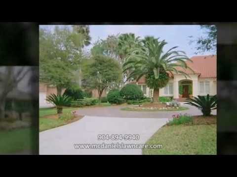 Lawn Care & Landscaping Service Jacksonville FL - McDaniels Lawn Care Service
