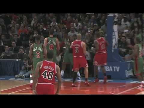 New York Knicks Amare Stoudemire and Tyson Chandler 2012 Highlight Mix