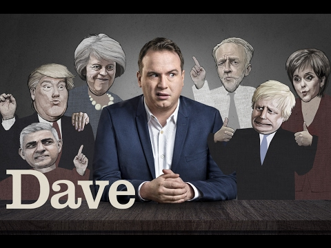 Unspun With Matt Forde Political Satire On Dave Youtube