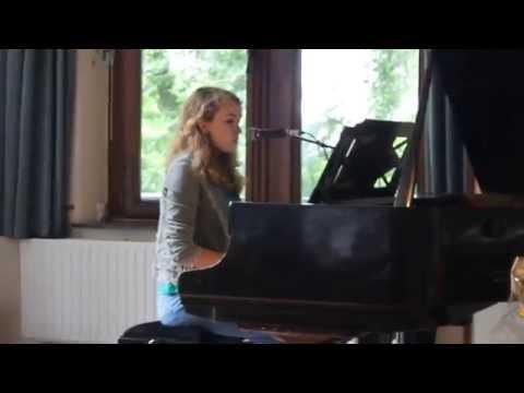 Gevallen Vogel - Ella aan de Stegge (original song)