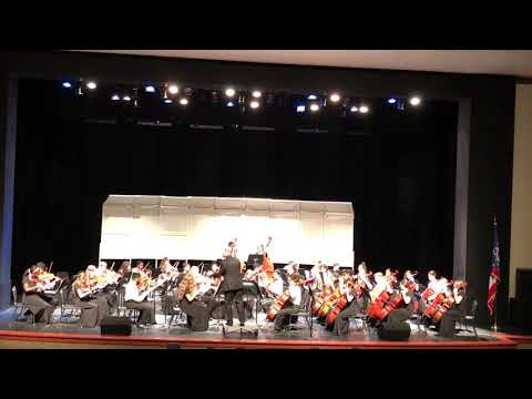 Pickerington High School North Philharmonic Orchestra-Molly on the Shore