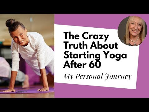 The 5 Stages of Starting Yoga as an Older Adult | Gentle Yoga for Seniors