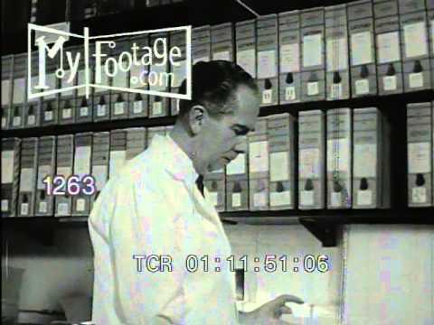 1960's Film Regarding The Population Problem Stock Footage in HD