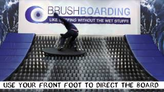 "Airkix Cool ""Brush Boarding"" at Basingstoke."