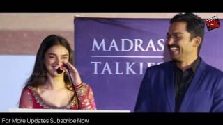 Kaatru Veliyidai Audio Launch | Mani Ratnam, AR Rahman | Karthi, Aditi
