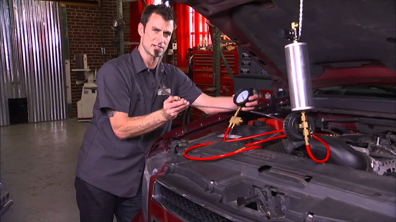Fuel Injector Cleaning Service >> Pro Master Fuel Injection Service Kit - 6550Pro - YouTube