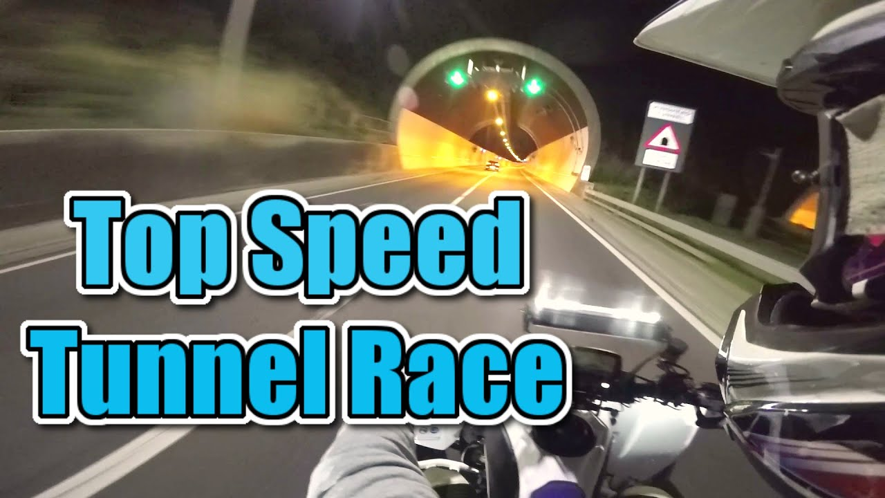 Top Speed Tunnel RACE - Yamaha Raptor 815cc + Yfz 450R + Raptor 660 ...