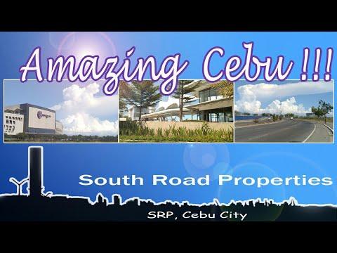 Cebu Philippines SRP Tour (South Road Properties,  Cebu City)