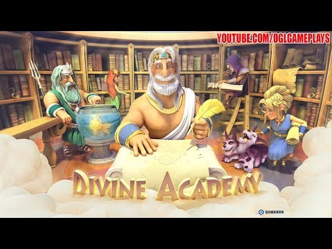 Divine Academy Gameplay (Android iOS)
