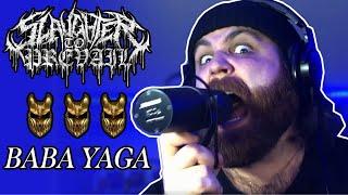 BABA YAGA - Full Russian Vocal Cove...
