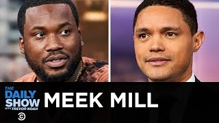 "Meek Mill - Examining America's Probation System with ""Free Meek"" 