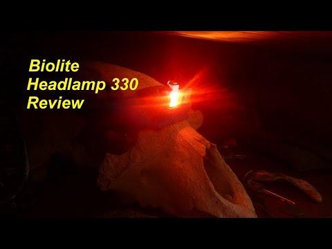 GetOutdoors Review: Biolite Headlamp 330