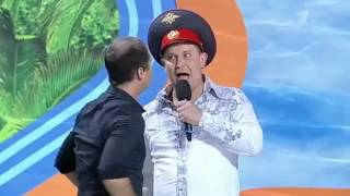 приколы КВН Таксист в Сочи во время Олимпиады