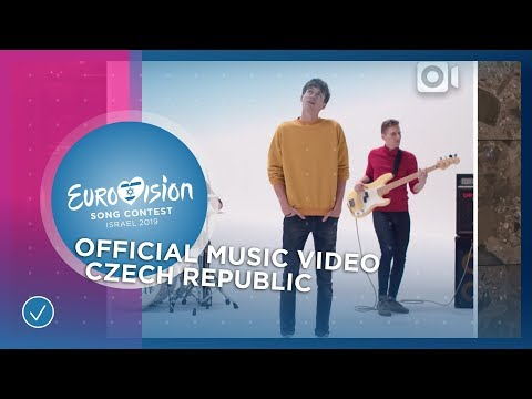 VIDEO Letra/Lyrics - Friend Of A Friend - Lake Malawi - Czech Republic 🇨🇿- Official Music Video - Eurovision 2019