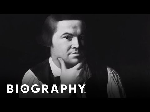 Paul Revere  Patriot Leader of the American Revolution  Mini Bio  BIO