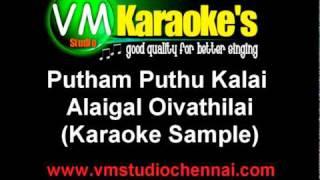 Putham Puthu Kalai (Karaoke Sample)