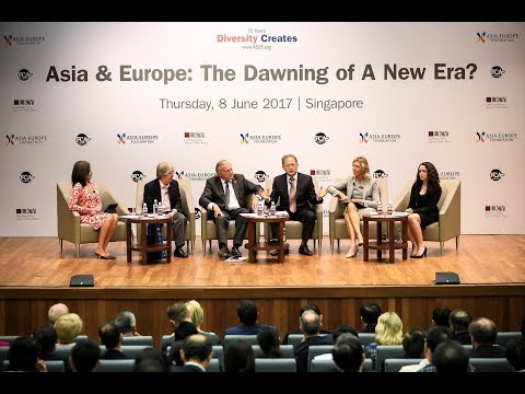 "Panel Discussion: ""Asia & Europe: The Dawning of a New Era?"""