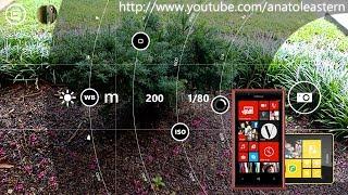 Установка Nokia Камера (Nokia Pro Cam) на Lumia 520,620...