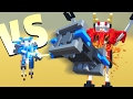 ROBOT HAMMER Vs GIANT ROBOT Clone Drone In The Danger Zone Gameplay mp3
