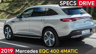 2019 Mercedes EQC 400 4MATIC ► Drive & Specifications