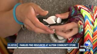 Families find resources at Autism Community Store