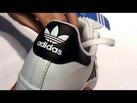 Кроссовки Adidas Superstar Адидас Суперстар Белые