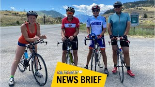 Kelowna team finishes 'race around the world' first