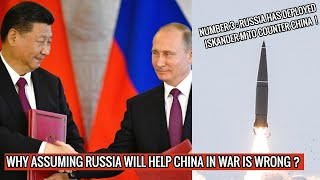 RUSSIA - CHINA FRIENDSHIP IS A MYTH - 3 ACTIONS PROVE IT DECISIVELY!