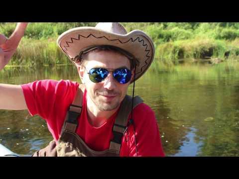рыбалка на реке осень тверской области
