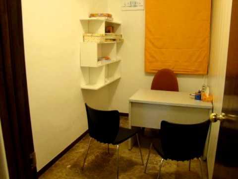 Despacho 1 cedipte psicolog a psic logos barcelona youtube - Ideas decoracion despacho ...