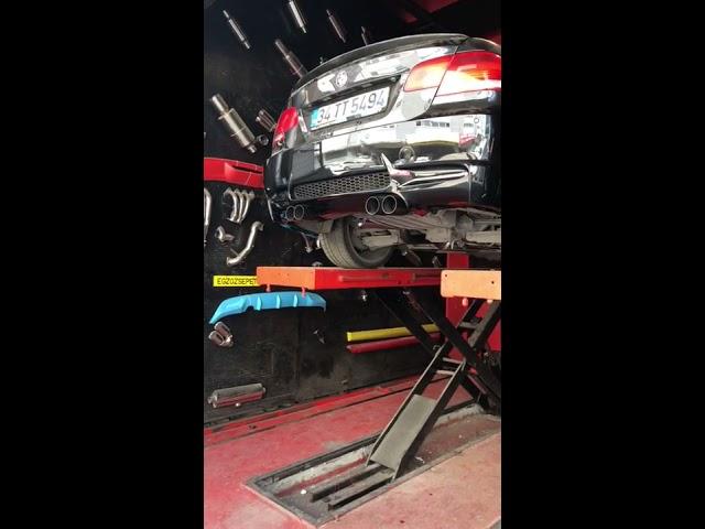 BMW E92 3.25 KUMANDALI VAREX EGZOZ SESİ