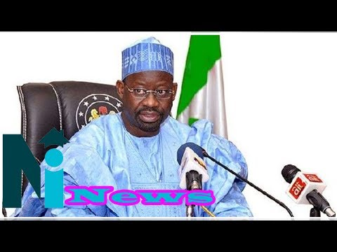 2019: Gombe Governor warns Nigerian youths against political thuggery