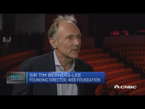 Internet has reached a tipping point, says creator of the web | Squawk Box Europe