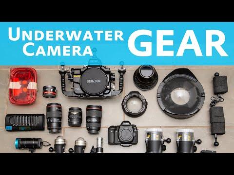 My Underwater Camera Gear 2020
