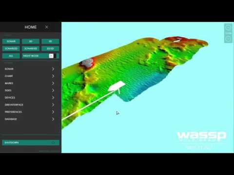 WASSP S3 Software demo