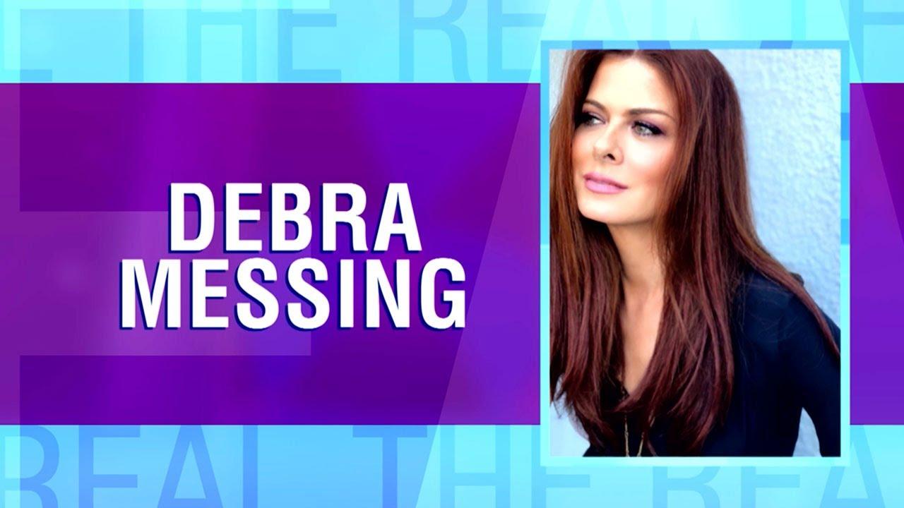 Thursday on 'The Real': Debra Messing