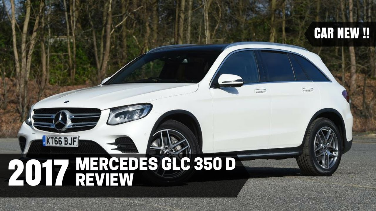 car review mercedes glc 350d 2017 review new car youtube. Black Bedroom Furniture Sets. Home Design Ideas