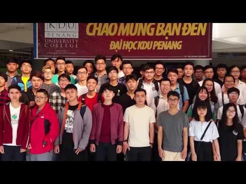 Students from FPT University, Vietnam take tour of KDU Penang University College