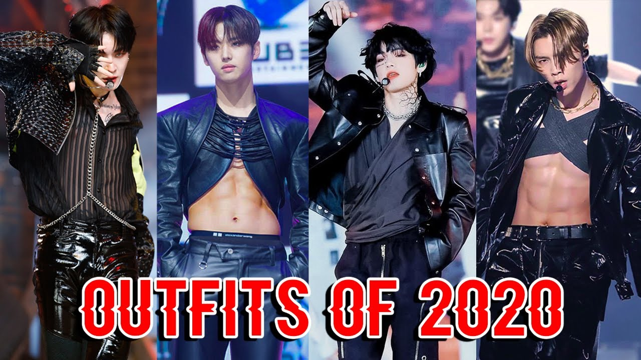 MOST ICONIC BOY GROUPS STAGE OUTFITS of 6! 😱🔥