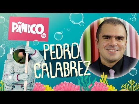 PEDRO CALABREZ - PÂNICO - AO VIVO - 21/07/20