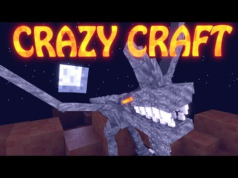Minecraft | CrazyCraft - OreSpawn Modded Survival Ep 15 -