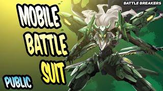 Battle Breakers | Double Suit Power | Mobile Battle Suit | Forgotten Lands & Duels [Epic Games]
