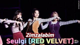 191012 레드벨벳(RED VELVET) 슬기-짐살라빔(Zimzalabim) [구미사랑 페스티벌] 4K 직…