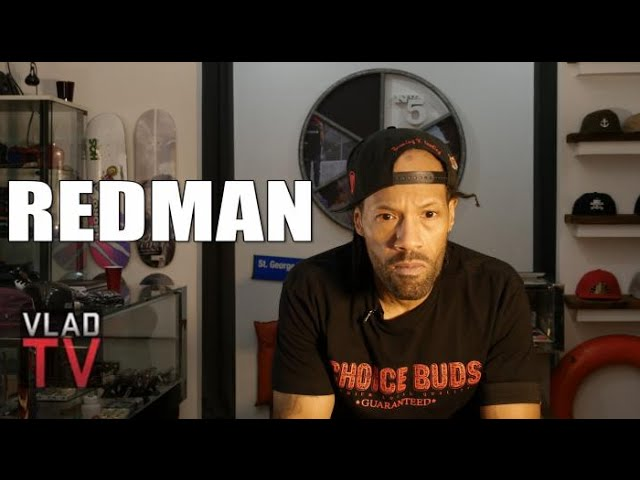 Redman Relates to Boosie's Statement on TV Making Kids Gay