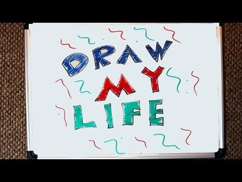 Thumbnail: DRAW MY LIFE - JACKSEPTICEYE | 1,000,000 Subscriber Special