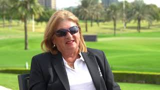 Lianne Scatterty - Dubai Creek Lady Captain 2020