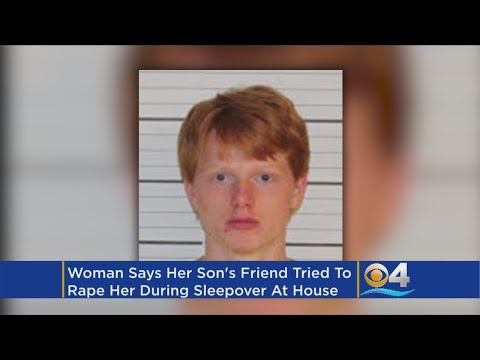 Teen Accused Of Trying To Rape Friend's Mom During Sleepover