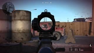 Warface FFA FY-103 Gameplay
